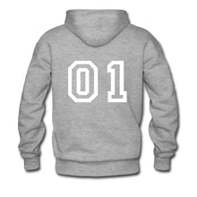 Load image into Gallery viewer, Customizable Men's Premium Hoodie-Men's Premium Hoodie, apparel, make it your own-Northern Treasure