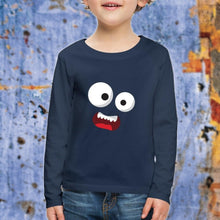 Load image into Gallery viewer, Customizable Kids Premium Long Sleeve T-Shirt-Kids' Premium Long Sleeve T-Shirt, make it your own, apparel, kids-Northern Treasure