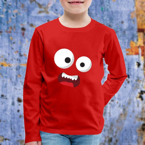 Customizable Kids Premium Long Sleeve T-Shirt-Kids' Premium Long Sleeve T-Shirt, make it your own, apparel, kids-Northern Treasure