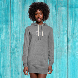 Customizable Women's Hoodie Dress-apparel, tops, Women's Hoodie Dress-Northern Treasure
