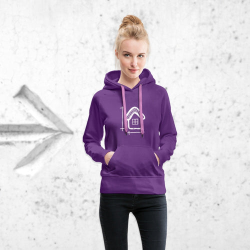 Customizable Women's Premium Hoodie-Women's Premium Hoodie, Make it Your Own, apparel, hoodie-Northern Treasure
