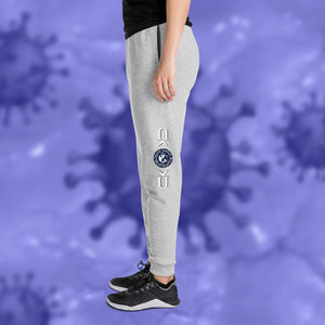 Covid-19 Customizable Unisex Joggers-apparel, make it your own, pants-Northern Treasure
