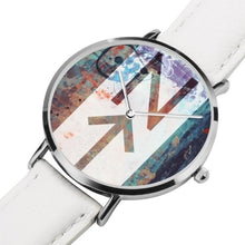 Load image into Gallery viewer, NT-Abstract Genuine Leather Watch with CITIZEN Quartz movement-Accessories, Watch, NT-Abstract-Northern Treasure
