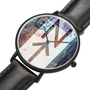 NT-Abstract Genuine Leather Watch with CITIZEN Quartz movement-Accessories, Watch, NT-Abstract-Northern Treasure