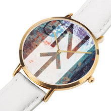 Load image into Gallery viewer, Abstract Genuine Leather Watch with CITIZEN Quartz movement-Accessories, Watch, NT-Abstract-Northern Treasure