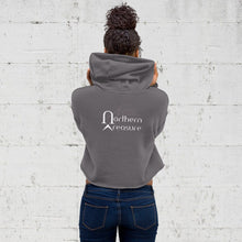 Load image into Gallery viewer, Customizable Women's Crop Hoodie-apparel, hoodies, make it your own-Northern Treasure