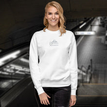 Load image into Gallery viewer, Embroidered Unisex Fleece Lined Sweatshirt-apparel, shirt, unisex-Northern Treasure