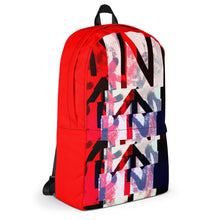 Load image into Gallery viewer, Lee Hall of Mirrors Backpack-Accessories, back pack, Backpack, bag, unisex, NT-Lee-Northern Treasure