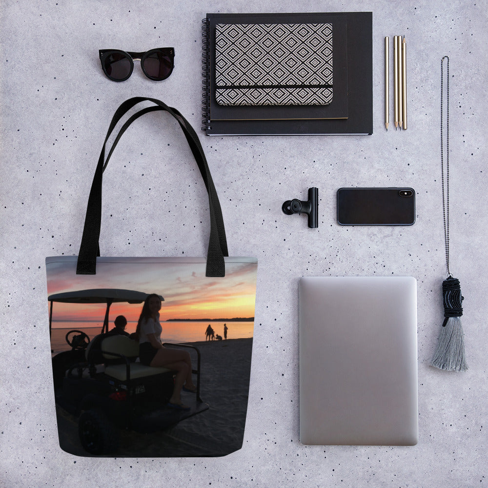 Sherkston Tote bag-Beach, Travel Bag, Tote Bag, accessories-Northern Treasure