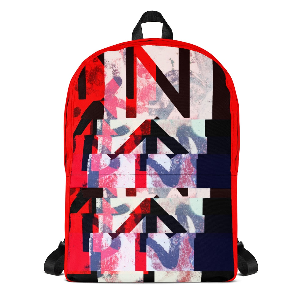 Lee Hall of Mirrors Backpack-Accessories, back pack, Backpack, bag, unisex, NT-Lee-Northern Treasure