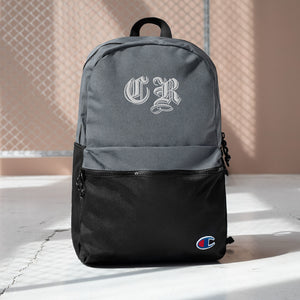 Custom Monogrammed Champion Backpack-make it your own, backpack, accessories-Northern Treasure