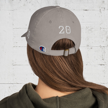 Load image into Gallery viewer, Custom Monogrammed Champion Dad Cap-accessories, make it your own, champion, hat-Northern Treasure