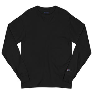 Custom Champion Long Sleeve Shirt-Apparel, make it your own, champion, shirt-Northern Treasure