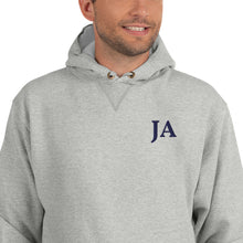 Load image into Gallery viewer, Custom Monogrammed Champion Hoodie-apparel, make it your own, hoodie, tops-Northern Treasure