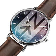 Load image into Gallery viewer, Stars Genuine Leather Watch with CITIZEN Quartz movement-Accessories, watch, NT-Stars-Northern Treasure