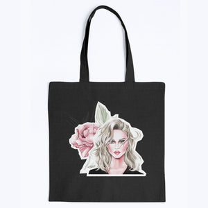 Rose by AhVero Tops & Tote-Apparel, royalty, ahvero-Northern Treasure