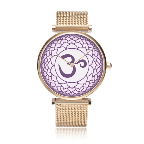 Violet Bliss Watch-Accessories, Watch, NT-Chakra-Northern Treasure