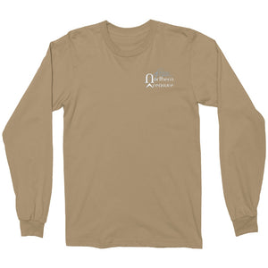Khaki Long Sleeve + Short Sleeve Military Shirts-T-shirt, apparel-Northern Treasure