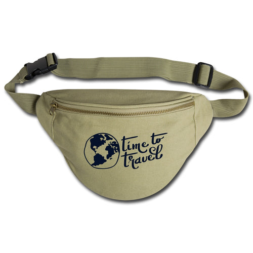 Customizable Fanny Pack-Fanny Pack, bags, accessories, travel-Northern Treasure