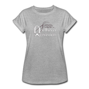 Customizable Women's Relaxed Fit T-Shirt-apparel, tops, Women's Relaxed Fit T-Shirt-Northern Treasure