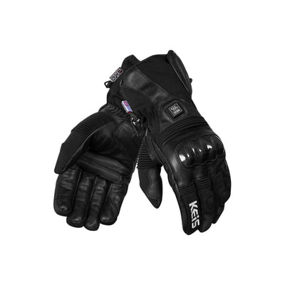 Keis G501 Premium Heated Armoured Gloves