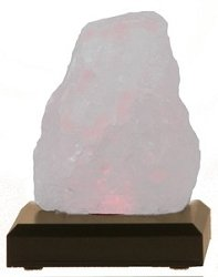Aloha Bay Palm Wax Candles - Halit Clear Salt Crystal W/5 Color B - Glow Crystals And Accessories