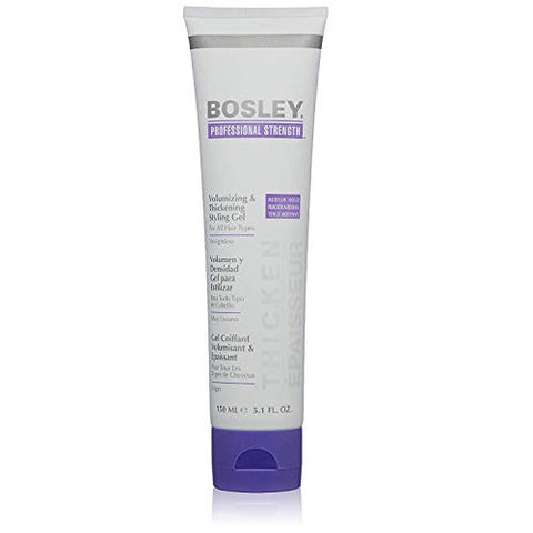 Professional Strength Volumizing And Thickening Styling Gel, 5.1 Oz Bybosley