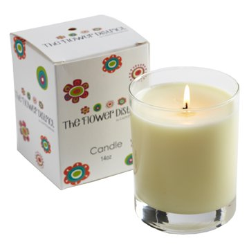 Flower District Candle