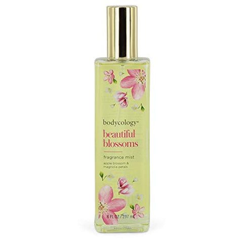 Bdyclog Beautiful Blossoms Prfum By Bdyclog, 8 Oz Bdy Mst Spray For Women