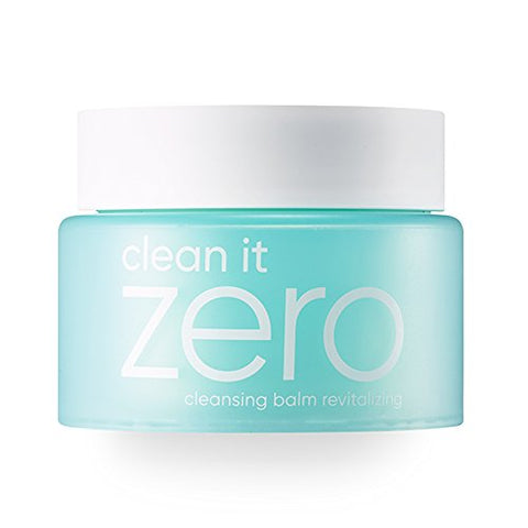 Banila Co Clean It Zero Cleansing Balm Revitalizing For Oily/Combination Skin, Without Paraben And Alcohol,For Oily Skin, 100Ml, 3.38Oz