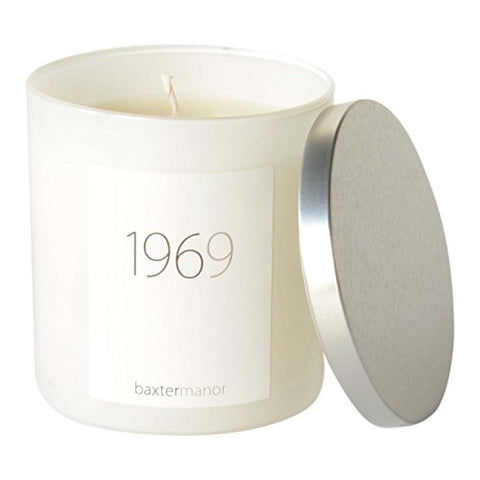 Baxter Manor 1969 #Ourhistorycollection Candle
