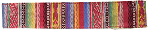 M&Amp;F Western Women'S Tribal Fabric Headband Multi Headband One Size