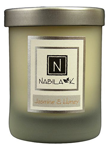 Home Ambiance Candle (Jasmine &Amp; Honey, 3Oz)