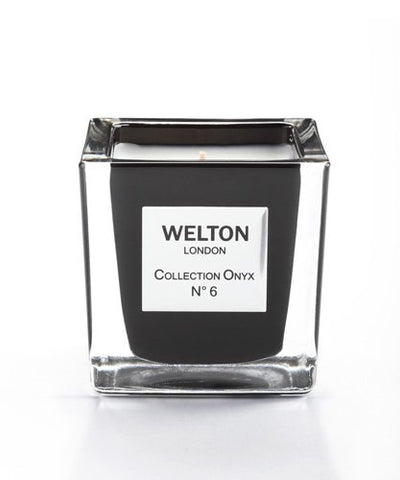 Welton London (Welton London) Onyx Collection Fragrance Candle 150G