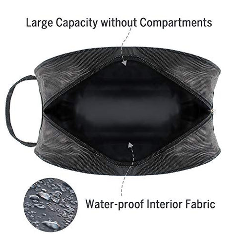 68788fbeac96 Hanging Toiletry Bag - Portable Travel Bags For Men/Women,  Shaving/Grooming/Cosmetic/Toiletries, 4 Sizes Shoes Organizer Pouch For  Business Trip And ...