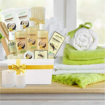 Premium Deluxe Bath &Amp; Body Gift Basket. Ultimate Large Spa Basket! #1 Spa Gift Basket For Women Body Lotion Gift Set!