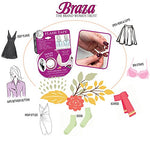 Braza Flash Tape Clothing Adhesive - 1 20  Roll