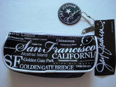 San Francisco Cosmetic Bag