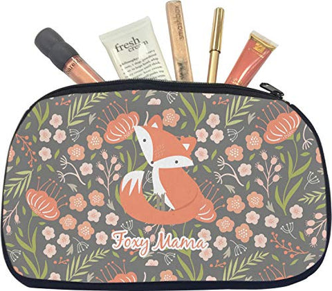 Foxy Mama Makeup/Cosmetic Bag - Medium
