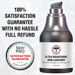 Hydroquinone Skin Lightener &Amp; Dark Spot Corrector | Skinpro Medical Grade Skin Care | Fades Uneven Skin Tone And Spots | Skin Lightening Cream For Face And Body
