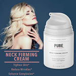 Premium Neck Cream With Vitamin C &Amp; E, Hyaluronic Acid &Amp; Breakthrough Anti Aging Complexes To Reduce Appearance Of Wrinkles &Amp; Fine Lines  Neck, Chest &Amp; Dcollet Skin Care For Men &Amp; Women