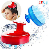 Siliscrub - The Original Silicone Shampoo Brush (2Pcs)