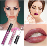 Matte Lipstick Set, 5 Colors Waterproof Long Lasting Liquid Lipstick Pigmented Lip Stains Durable Lip Gloss Set Lip Tints Best Gift Set For Girl Friend (5 Colors)