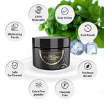Fairywill Charcoal Teeth Whitening Activated Charcoal Powder, Proven Safe For Enamel, 100% Natural Teeth Whitener Coconut Charcoal Powder Remove Coffee Cigarette Wine Stains, 2.11 Oz, Minty Flavour