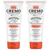 Cremo Coconut Mango Moisturizing Shave Cream, Astonishingly Superior Shaving Cream For Women, Fights Nicks, Cuts And Razor Burn, 6 Oz,