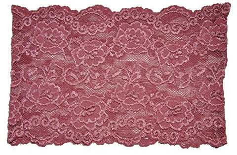 Rose Lace Under Scarf Headband (Hijab Accessory)