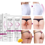 Ownest 2Pcs Mango Sexy Hip Buttock Enlargement Cream, Effective Shaping Eliminate Printing Firming Buttock, Hip Lift Up Butt Skin Enlargement Massage Sexy Hip Cream