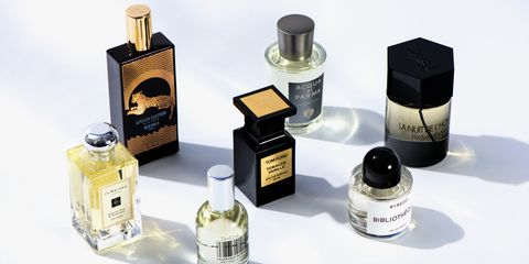 Male Fragrance Scents
