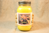 Harvest Scented Candle, Harvest Scented Wax Tarts, 26 oz, 12 oz, 4 oz Jar Candles or 3.5 Clam Shell Wax Melts - Country Rich Creations, LLC
