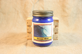 Ocean Mist Scented Candles and Wax Melts, Highly Scented Candles and Wax Tarts, 26 oz, 12 oz, 4 oz Jar Candles or 3.5 Clam Shell Wax Melts - Country Rich Creations, LLC